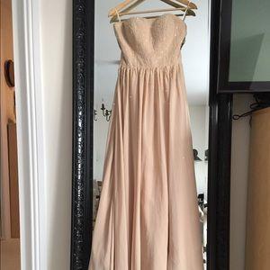 Dresses & Skirts - Evening dress ,  strapless gown